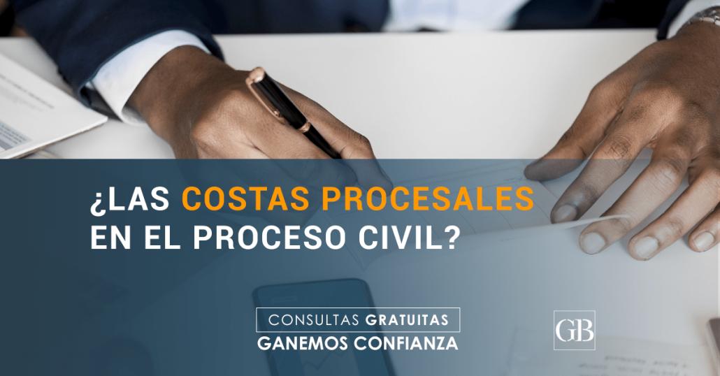 Costas procesale García Blanes